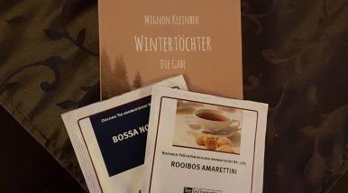 Gutes Buch und Tee